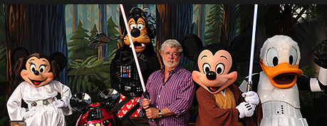 The King is dead. Long live the King. The dethroning of George Lucas