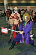 Harley Quinn/Joker Star Wars Mash Up
