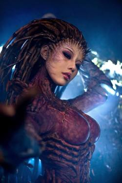 Sarah Kerrigan Queen of Blades