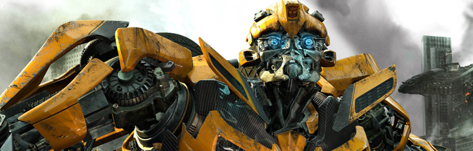 Paramount Revals Transformers Title