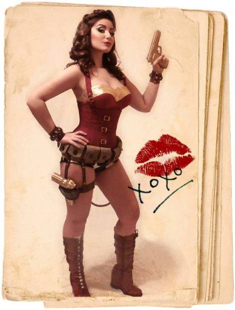WW2 Wonder Woman