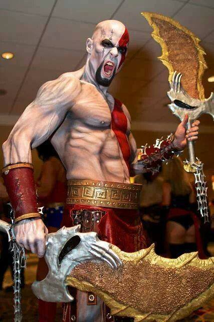 Kratos God Of War Costume Cosplay Thursday | The...