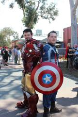 Captain America & Iron Man