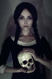 Kimi Hana as Wednesday Addams