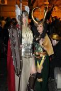 Lady Loki and Valkyri