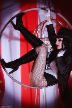 Revien-Fiennes as Zatanna