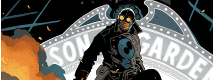 LOBSTER JOHNSON: GET THE LOBSTER #1 Preview