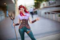 Steam Punk Little Mermaid