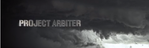 Movie Monday: Project Arbiter