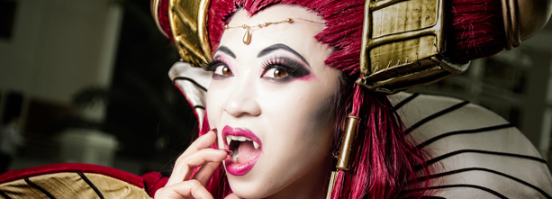 Cosplay Thursday: Yaya Han