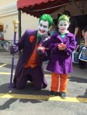 Joker and Joker Jr