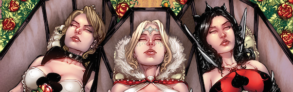 Zenescope Is Flipping Tables In July