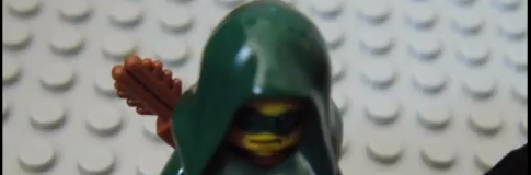 Movie Monday: Lego Arrow and Black Canary Vs Deathstroke