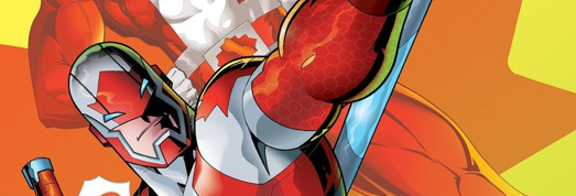 Captain Canuck Canada Day Special arrives this holiday weekend