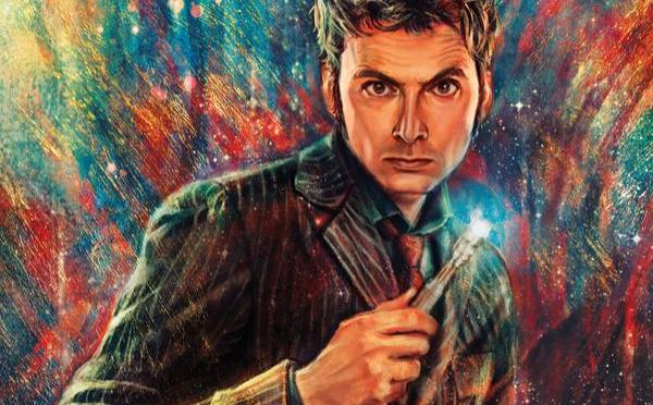 THE TENTH DOCTOR: DOCTOR WHO #1 Review