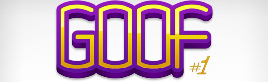 Comic Review: Goof #1 #2 and #3