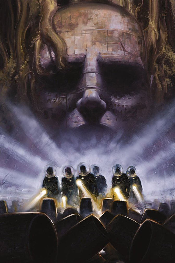 Dark Horse Announces PROMETHEUS, ALIENS & PREDATOR Crossover Comic