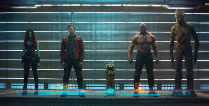 Guardians Of The Galaxy: Review