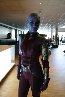 Karin Olava as Nebula