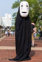 No Face From Spirited Away