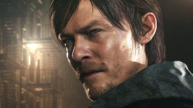 New SILENT HILL from Guillermo del Toro and Hideo Kojima With Norman Reedus Teased