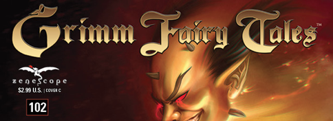 Grimm Fairy Tales #102: Review