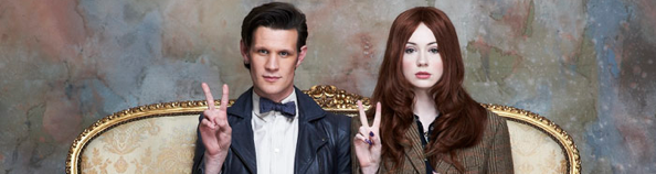 Ep 29 Matt Smith and Karen Gillan Calgary Expo
