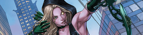 Comic Review: Robyn Hood #2