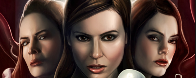 Comic Review: Charmed #1, Season 10