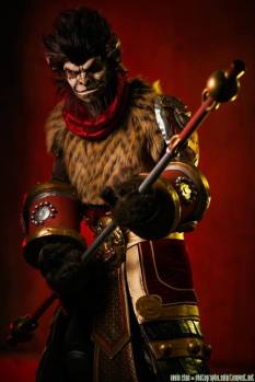 Wukong the Monkey King