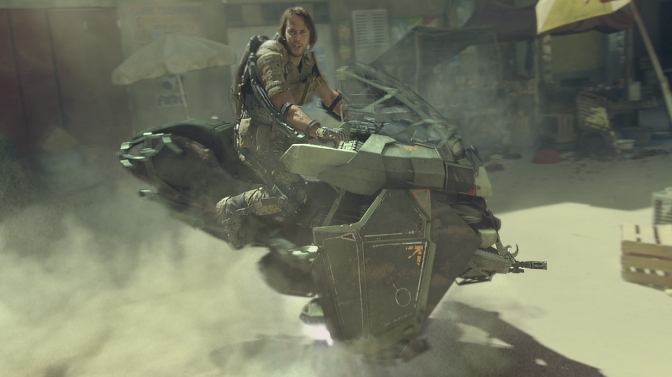 Peter Berg Goes to War with Taylor Kitsch in Live Action 'Call of Duty: Advanced Warfare' Ad