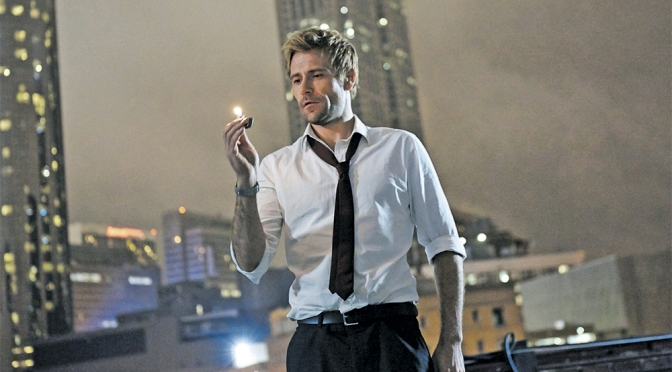 NBC's 'Constantine' Solid in Premiere Opposite World Series