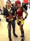 Lilith and Handsome Jack