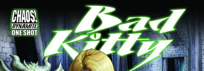 Comic Review: Bad Kitty