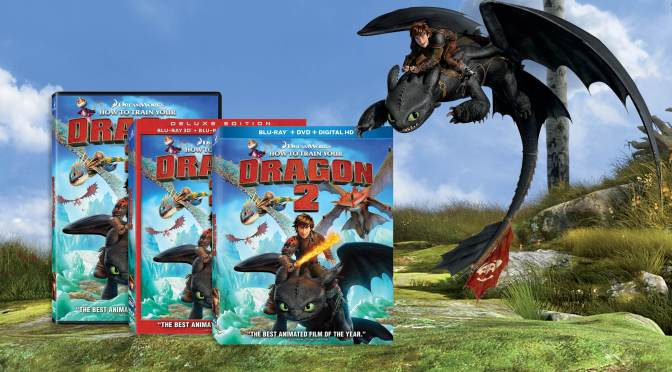 'How to Train Your Dragon 2' Overtakes 'Maleficent' on Home Video Sales Charts
