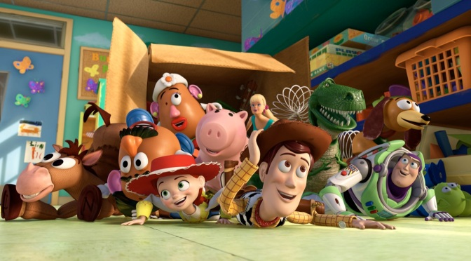 'Toy Story 4' to Hit Theaters in 2017