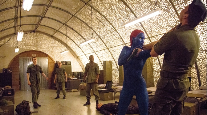 'X-Men: Days of Future Past' Holds No. 1 Spot for Third Week on Home Video Sales Charts