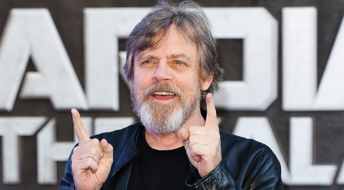 Mark Hamill on Returning to 'Star Wars': 'I Get the Chills'
