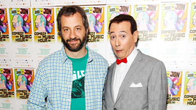 Judd Apatow-Produced Pee-wee Herman Movie Heads to Netflix