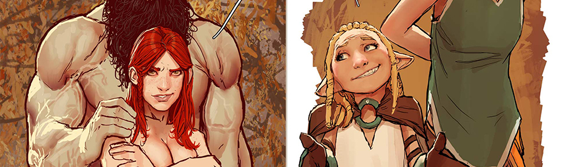 Rat Queens Gets A New Artist