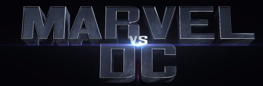 Marvel Vs DC: The Movie We All Dream About