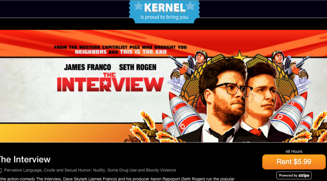 'The Interview' Reports $15M In Online Sales And Rentals