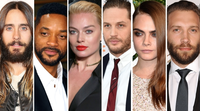 'Suicide Squad' Cast Revealed: Jared Leto to Play the Joker, Will Smith is Deadshot