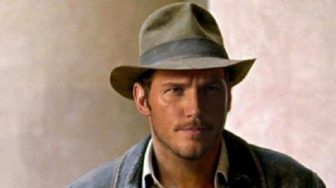Disney Eyeing Chris Pratt For Indiana Jones Revival