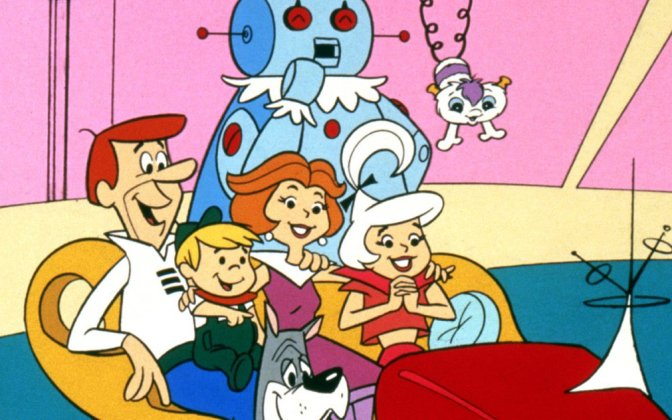 'The Jetsons' Animated Movie in the Works