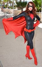 Kendra James as Batwoman