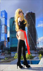 MadnessEyes as Ms. Marvel