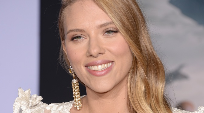 Scarlett Johansson In 'Ghost In The Shell'? Not Surprising