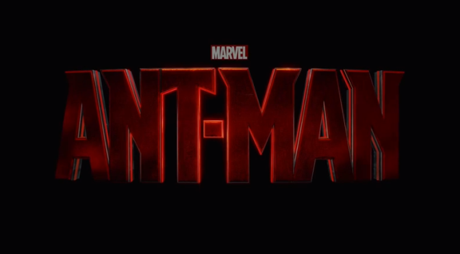 1st Official Look at Marvel's Ant-Man