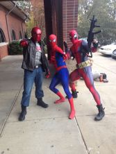 Spidey, Red Hood